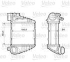 Interkoeler Valeo 817457