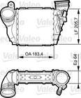 Interkoeler Valeo 817557
