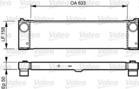 Interkoeler Valeo 818807