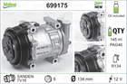 Airco compressor Valeo 699175
