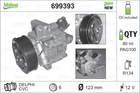 Airco compressor Valeo 699393