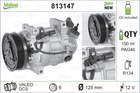 Airco compressor Valeo 813147