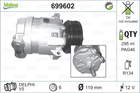 Airco compressor Valeo 699602