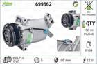 Airco compressor Valeo 699862