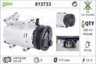 Airco compressor Valeo 813733
