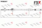 Fte Koppelingskabel FKS02017