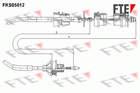 Fte Koppelingskabel FKS05012