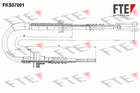 Fte Koppelingskabel FKS07001