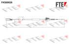 Fte Koppelingskabel FKS09026