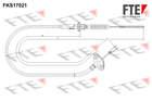 Fte Koppelingskabel FKS17021