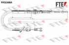 Fte Koppelingskabel FKS24004