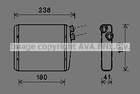 Ava Cooling Kachelradiateur VOA6163