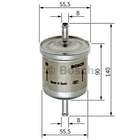 Bosch Brandstoffilter 0 450 905 280