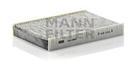 Mann-filter Interieurfilter CUK 2945