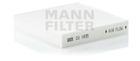 Mann-filter Interieurfilter CU 1835