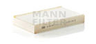 Mann-filter Interieurfilter CU 26 004