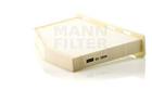 Mann-filter Interieurfilter CU 2939