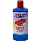 Plastico Plastico Super Wax Shampoo Flacon 1 PC 2108