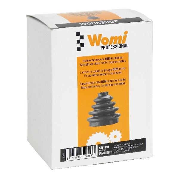 Womi Womi Semi-Originele Ashoes 588101 11110