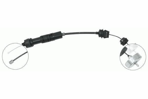 Hitec Koppelingskabel K27190