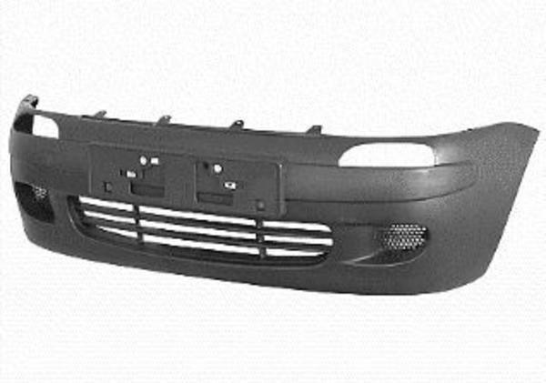 Van Wezel Bumper 8105574