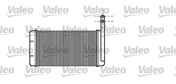 Valeo Kachelradiateur 812058