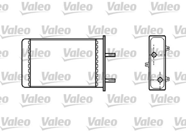 Valeo Kachelradiateur 812334