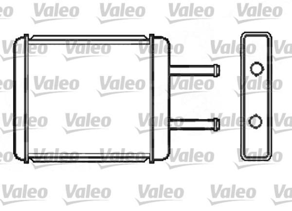 Valeo Kachelradiateur 812411