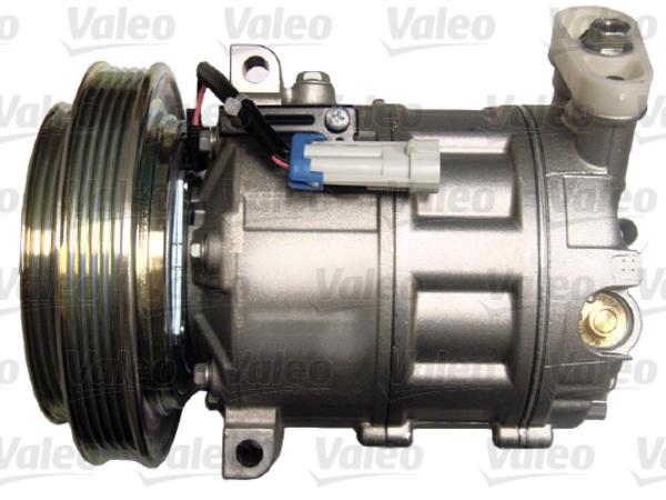 Valeo Airco compressor 813121