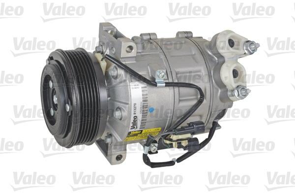 Valeo Airco compressor 813270