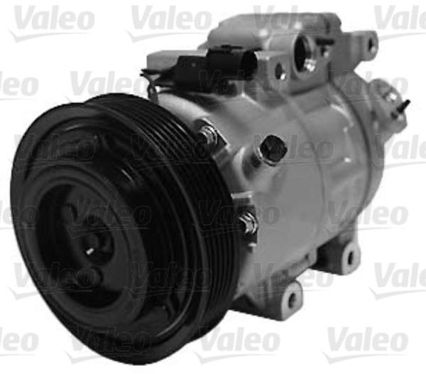 Valeo Airco compressor 813356
