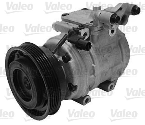 Valeo Airco compressor 813362