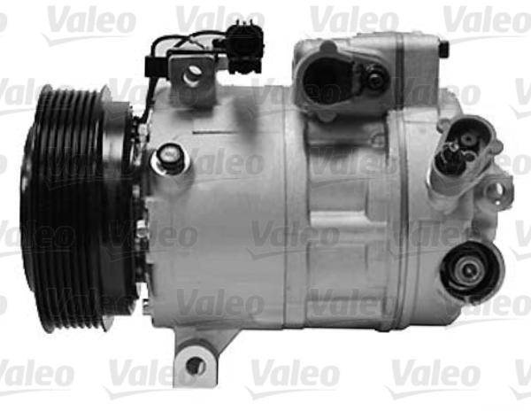 Valeo Airco compressor 813364