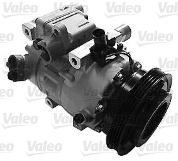 Valeo Airco compressor 813366
