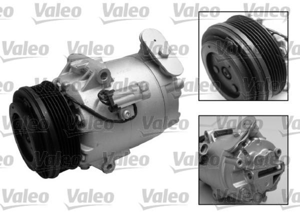 Valeo Airco compressor 813601