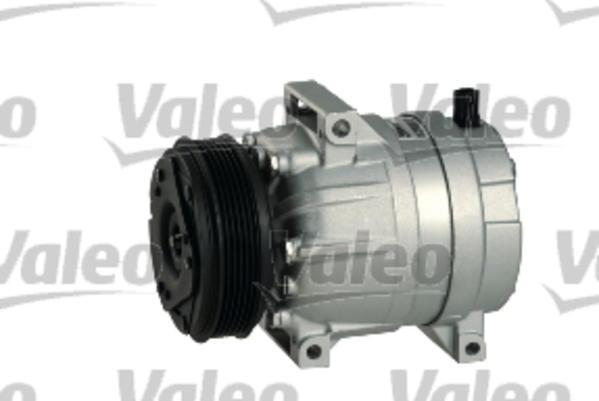 Valeo Airco compressor 813633