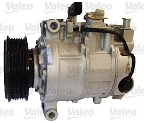 Valeo Airco compressor 813650