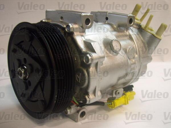 Valeo Airco compressor 813662