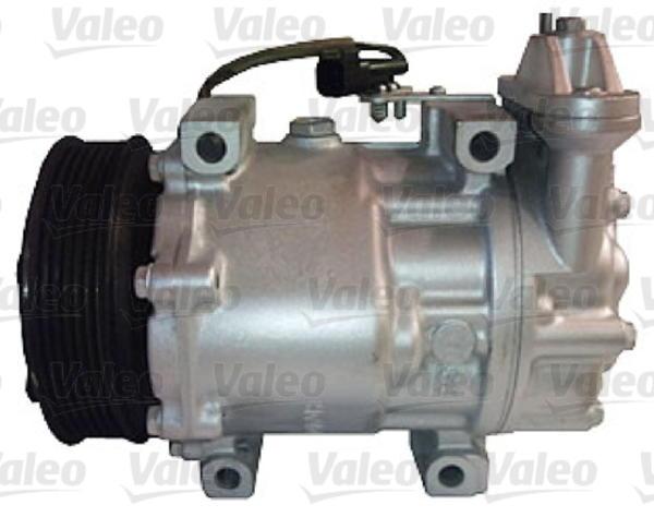 Valeo Airco compressor 813711