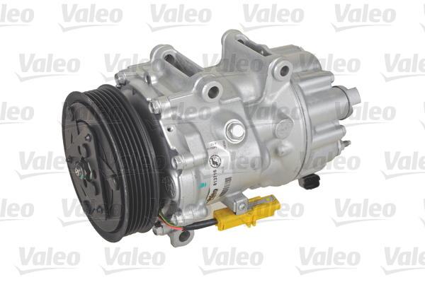 Valeo Airco compressor 813716
