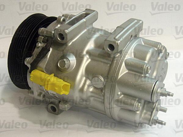 Valeo Airco compressor 813813