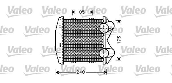 Valeo Interkoeler 817931