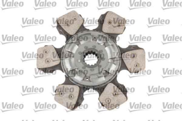 Valeo Frictieplaat 806212