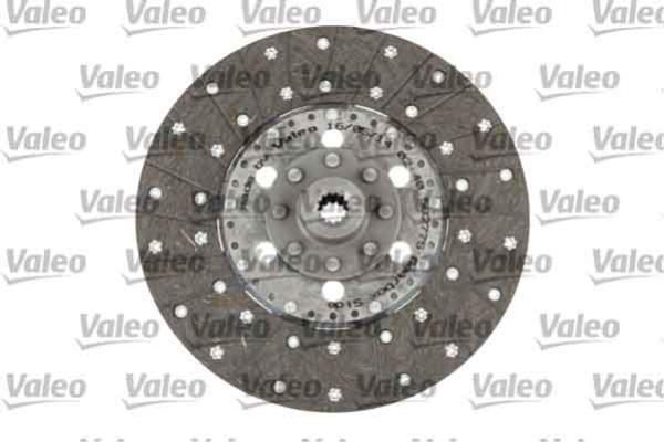 Valeo Frictieplaat 807523