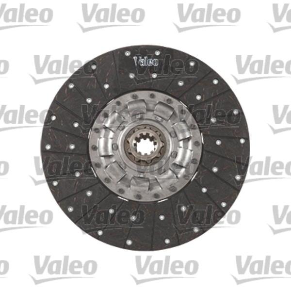 Valeo Frictieplaat 807589