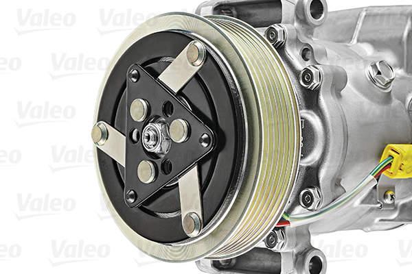 Valeo Airco compressor 813317