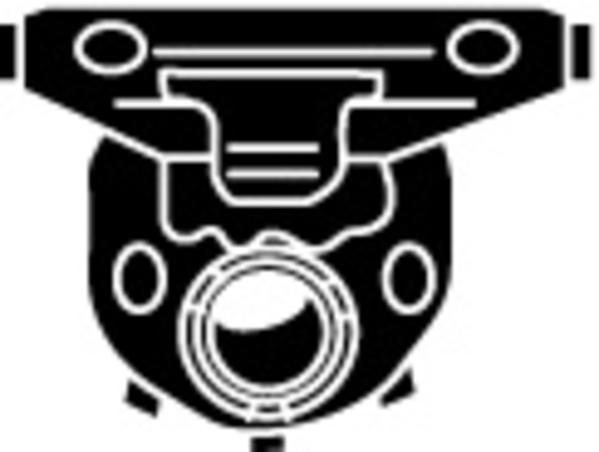 Walker Ophangrubber 80273